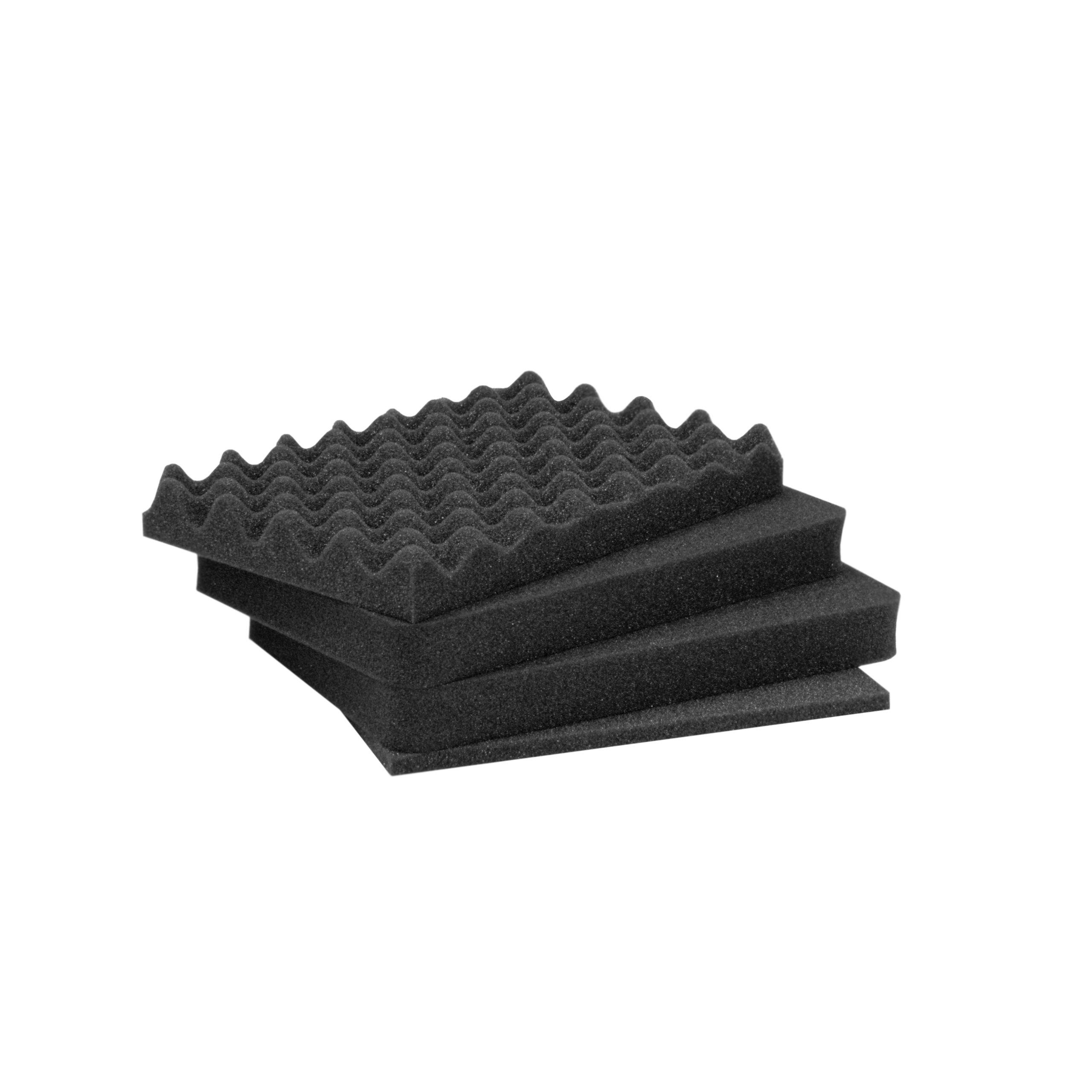 Foam inserts (3 part) for 915 Nanuk Case