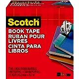 Scotch Book Tape 845, 3 Inches x 15 Yards - FF084574