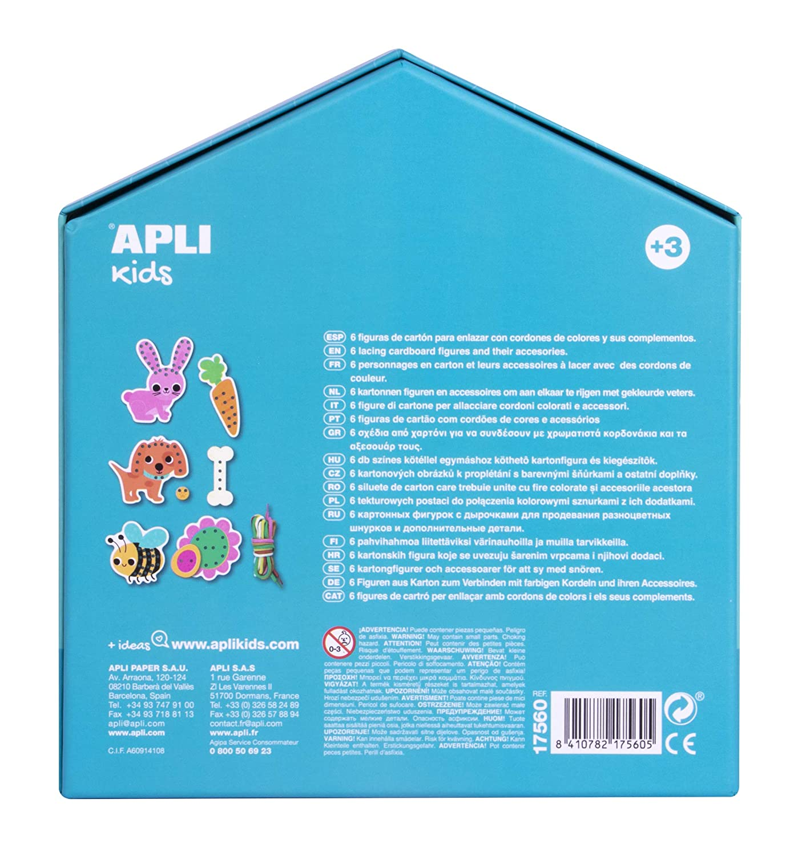 My First lacing APLI Kids 17560