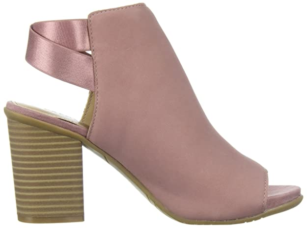 Amazon.com | Kenneth Cole REACTION Womens Fridah Fly Toe and Open Heel Ankle Bootie Boot | Ankle & Bootie