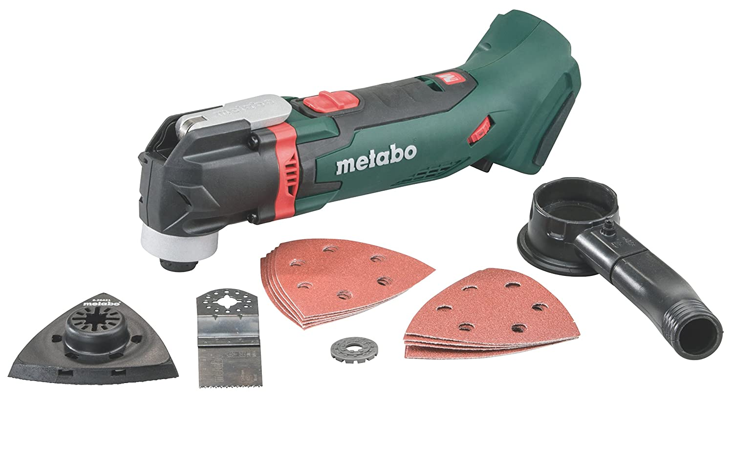 Metabo MT18LTX 18V Li-ion Cordless Multi Tool With MetaLoc Case - Body Only 613021840