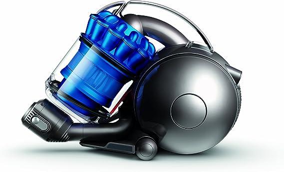 Dyson DC36 Allergy - Aspiradora sin bolsa (1065 W de potencia, 160 W de succión, capacidad del cubo 2 litros, 5 años de garantía) color azul: Amazon.es: Hogar