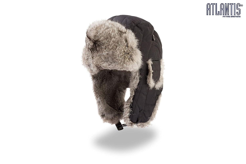 Teflon Fliegermütze Winter Mütze Polarmütze Mit Futter