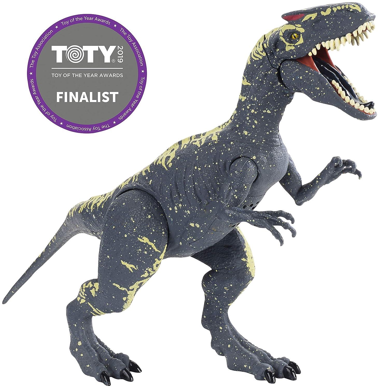 Jurassic World Roarivores Triceratops Figure Mattel FMM24