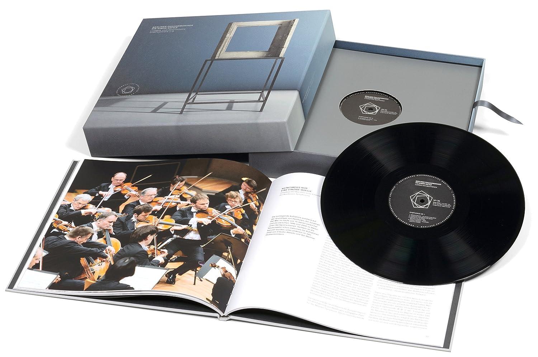 ベートーヴェン : 交響曲全集 (ベーレンライター版 / ジョナサンデルマー校訂版) (Ludwig Van Beethoven : Symphonien 1-9 / Berliner Philharmoniker | Sir Simon Rattle) [10LP] [Limited Edition] [輸入盤] [日本語帯解説付] [Analog]