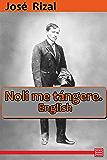Noli me tángere. English