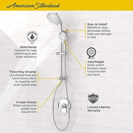American Standard Spectra Versa 4 Spray