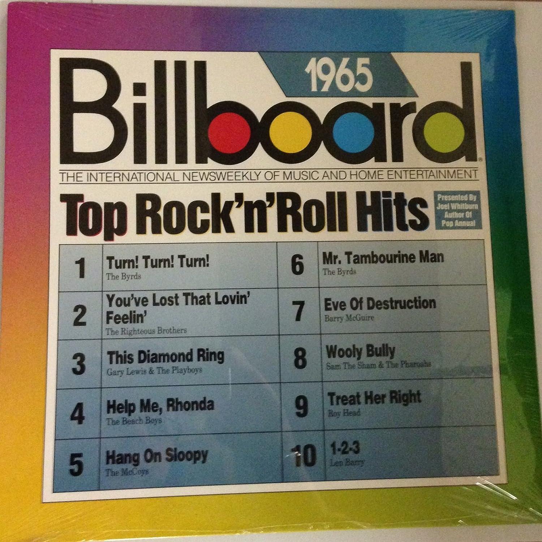 Billboard Top Rock 1965 Trust Hits: Cheap Roll