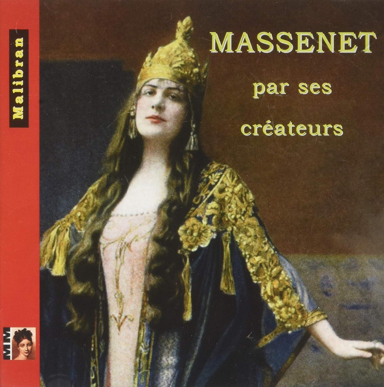 Massenet: Par Ranking TOP1 Reservation Ses Createurs