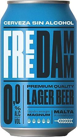 Free Damm - Cerveza Latas Lata 1/3