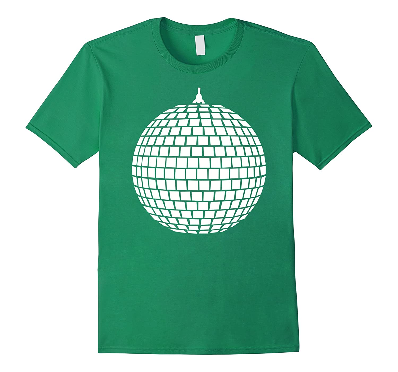 cebbaced6 Mirror ball disco T-Shirt-CL – Colamaga