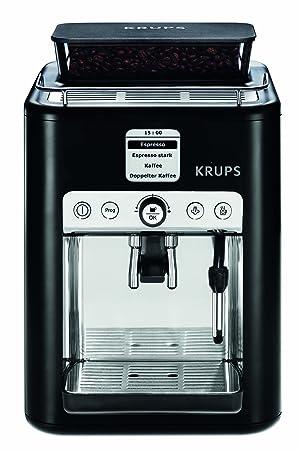 Krups EA 6930, Negro, Cromo, 1450 W, 9650 g - Máquina de