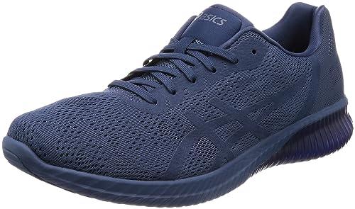Asics Hommes Gel Kenun Mx Chaussures De Course À Pied Baskets Sport Bleu