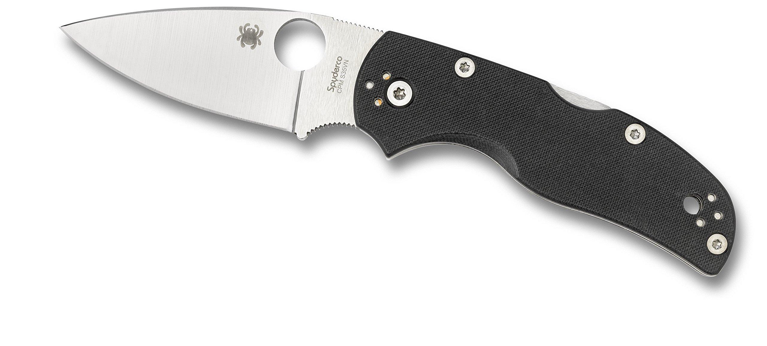Spyderco C41GP5 Native5 G-10 Plain Edge Knife by Spyderco (Image #3)