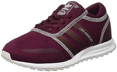 4b1e715c67ecd7 adidas Damen Los Angeles W Sneaker  Amazon.de  Schuhe   Handtaschen