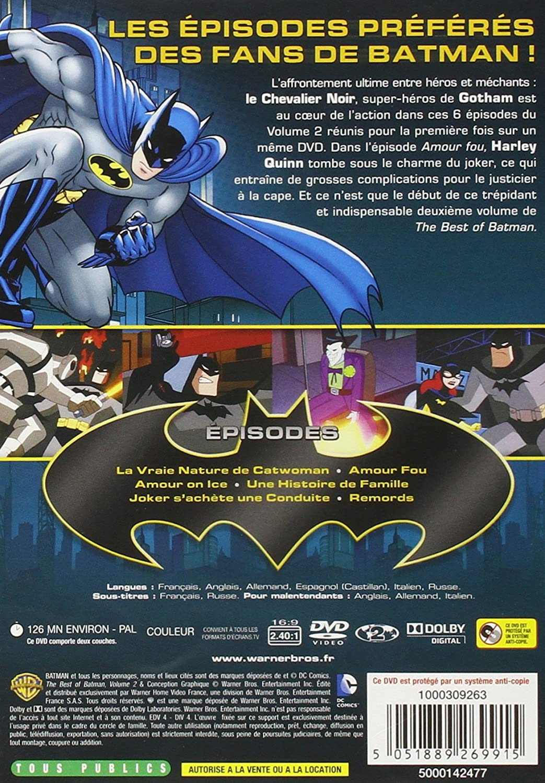 The Best of Batman - Volume 2 [Francia] [DVD]: Amazon.es ...