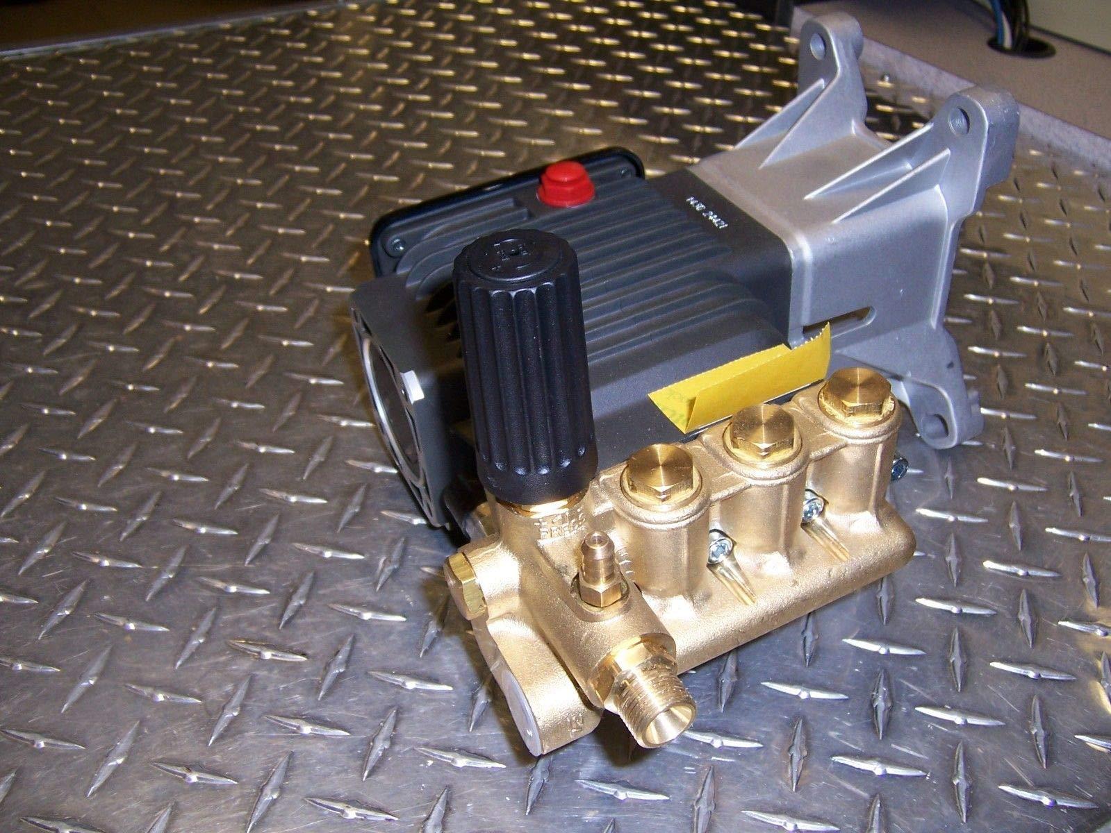 AR North America RSV4G40-PKG Triplex Plunger Pump by AR Annovi Reverberi