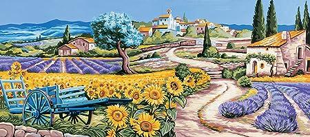 Royal Paris Tapestry Canevas à Broder Motif Gentle Provence