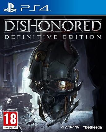 Dishonored - Definitive Edition [AT-PEGI] - [PlayStation 4]