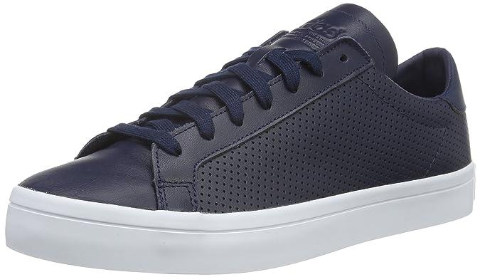Adidas Courtvantage W amazon-shoes neri Obtener Salida 2018 Más Nuevo Comprar La Cantidad De Descuento Nuevos Estilos Precio Barato 3sKyx