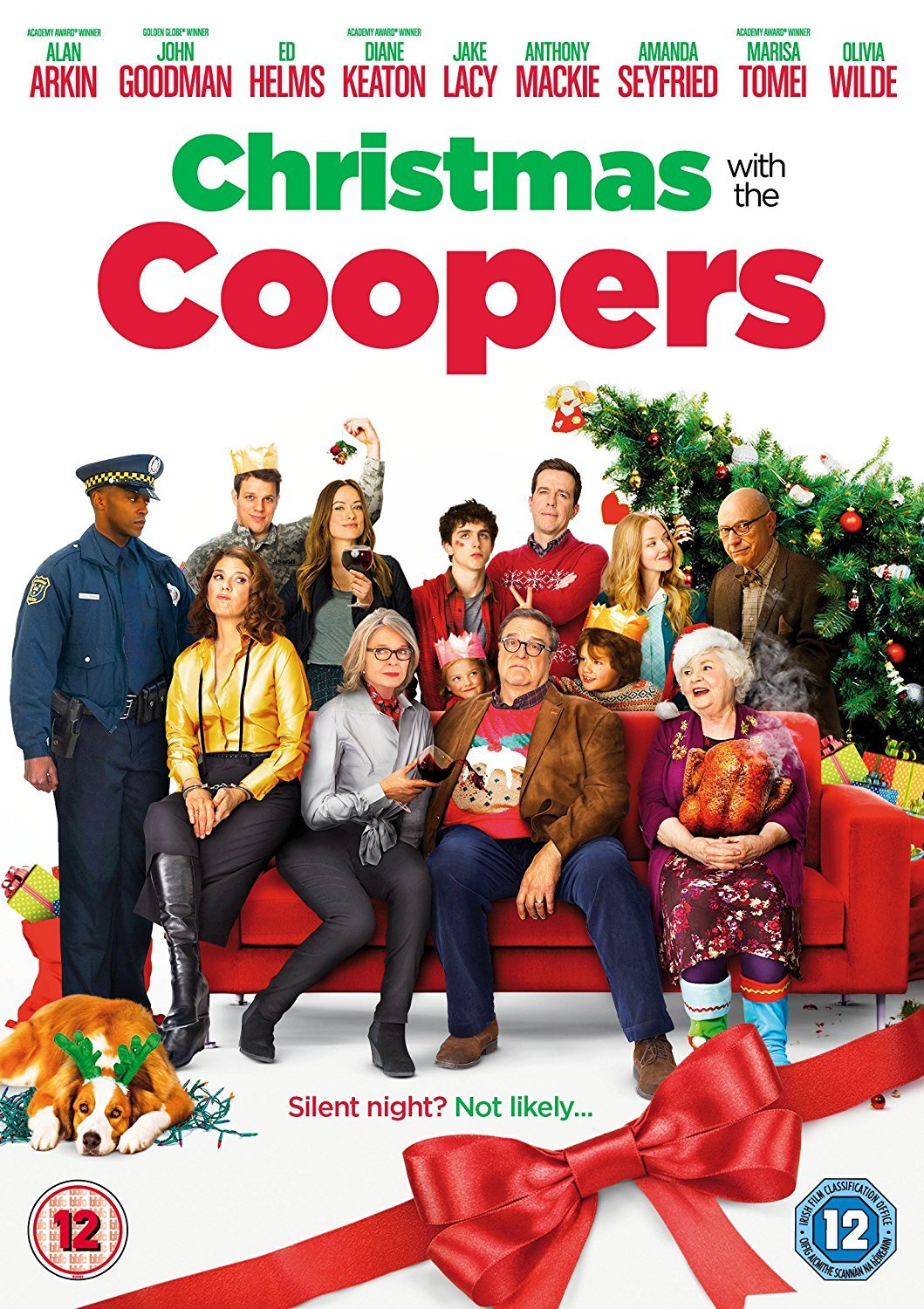 Christmas With The Coopers [DVD]: Amazon.co.uk: John Goodman, Diane ...