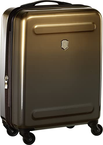 Victorinox Etherius Hardside Expandable Spinner Luggage, Bronze, Carry-On-Global 22