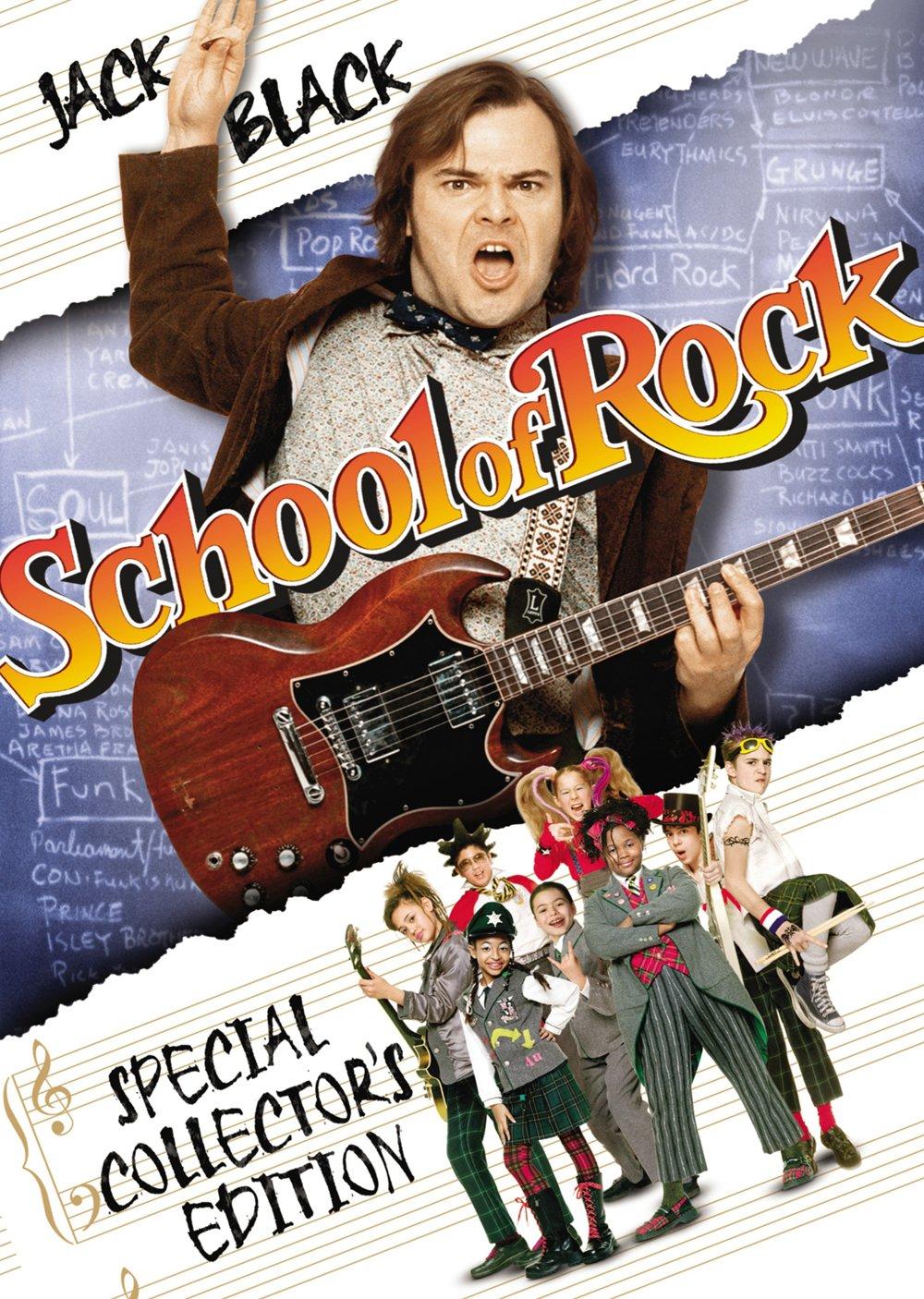 School of Rock (Widescreen Edition)