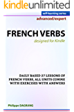 FRENCH VERBS - advanced/expert