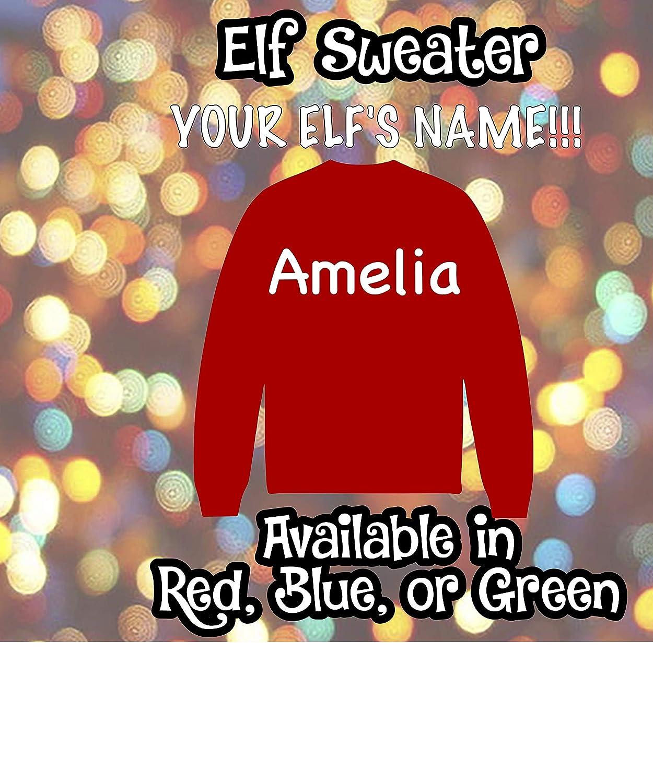 Elf / clothes / accessories / clothing / shelf/ christmas 12 doll shirt / doll clothing / dress up doll clothes / shirt /