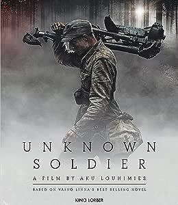 Unknown Soldier (2017) [Blu-ray]