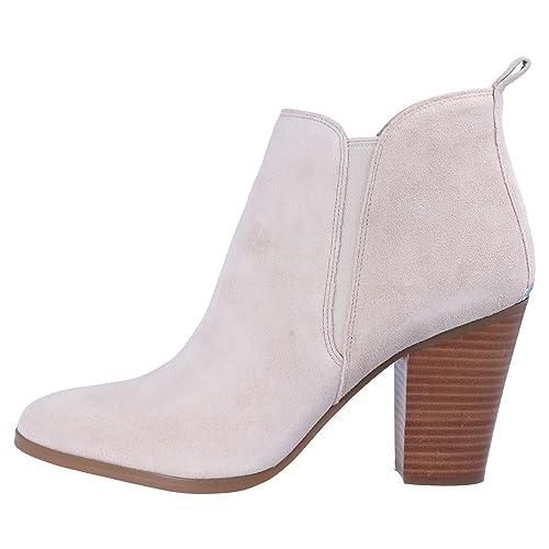 MICHAEL Michael Kors Brandy Bootie para Mujer Botines Botas Gris, Tamaño:42.5: Amazon.es: Zapatos y complementos