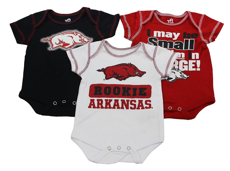 Arkansas Razorbacks Baby Clothes