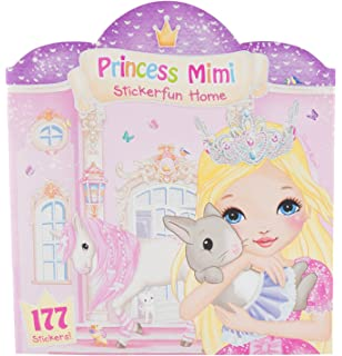 Princess Mimi 8254 My Style Studio Malbuch Amazon De Spielzeug