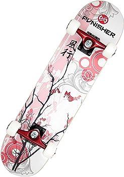 Punisher 9001 Beginners Skateboard