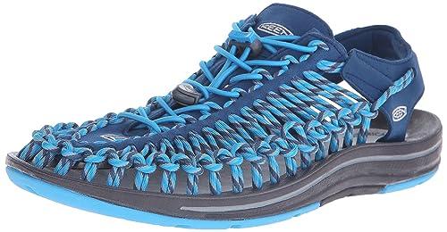 Keen Uneek Slice Fade - Sandalias para hombre - azul Talla 42 2016