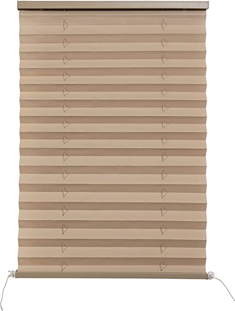Recpro Rv Pleated Blind Shades Cappuccino Camper Trailer 32 W X 24 L