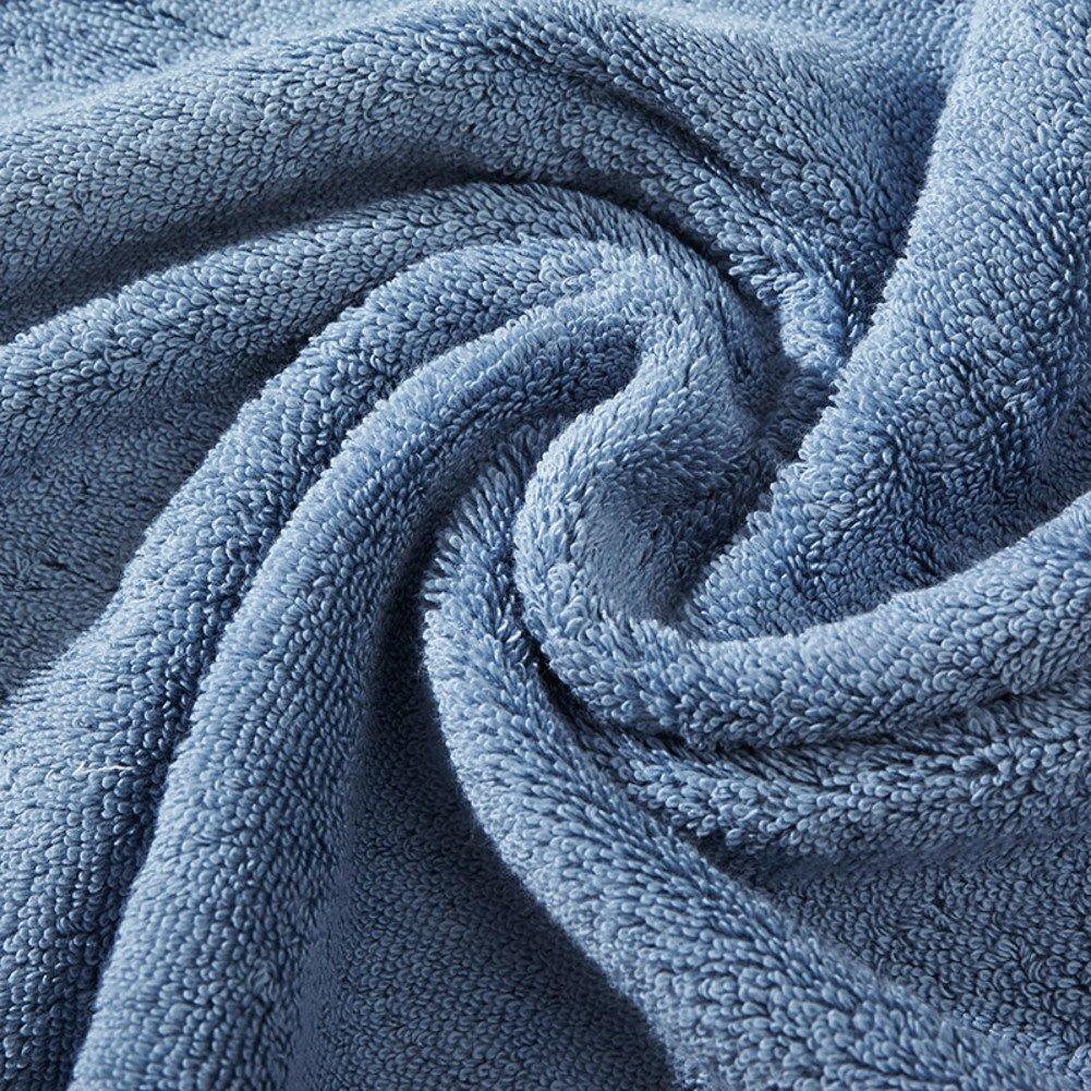 plain sponge cotton bath towel/Sponge cotton increased thick soft towels of absorbent adult child-H