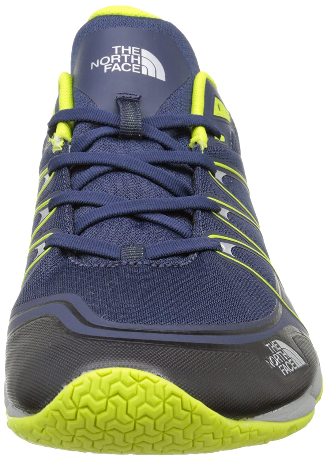 Amazon.com | The North Face Mens Litewave Ampere, Cosmic Blue/Latern Green 11.5 D - Medium | Shoes