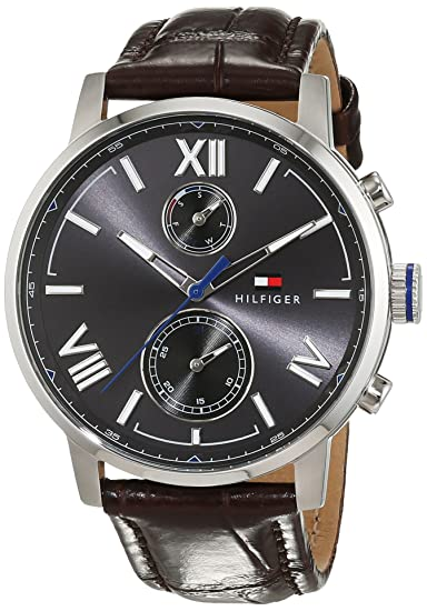 Reloj para hombre Tommy Hilfiger 1791309.  Amazon.es  Relojes 70022c15d7f5
