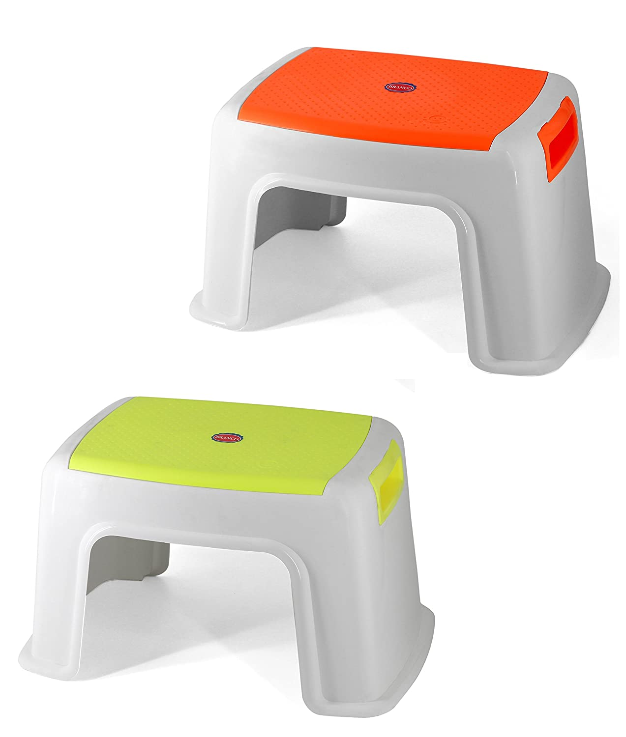 Ciplaplast Bathroom Plastic Stool   Toto (Assorted Colors): Amazon.in: Home  U0026 Kitchen