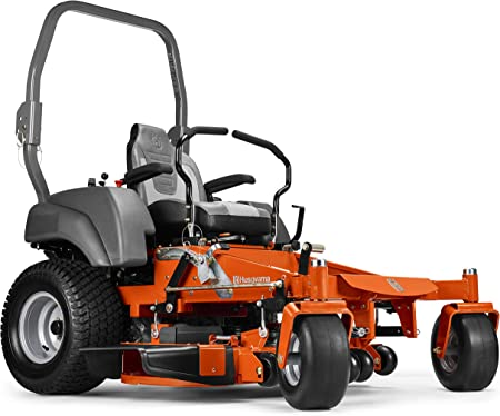 Amazon.com: Husqvarna mz61 + Rops Base de 61