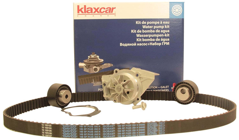 Klaxcar 40513Z - Kit Distribución Con Bomba De Agua: Amazon.es: Coche y moto