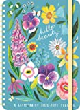 """Katie Daisy 2021 On-the-Go Weekly Planner: 17-Month Calendar with Pocket (Aug 2020 - Dec 2021, 5"""" x 7"""" closed): Hello…"""