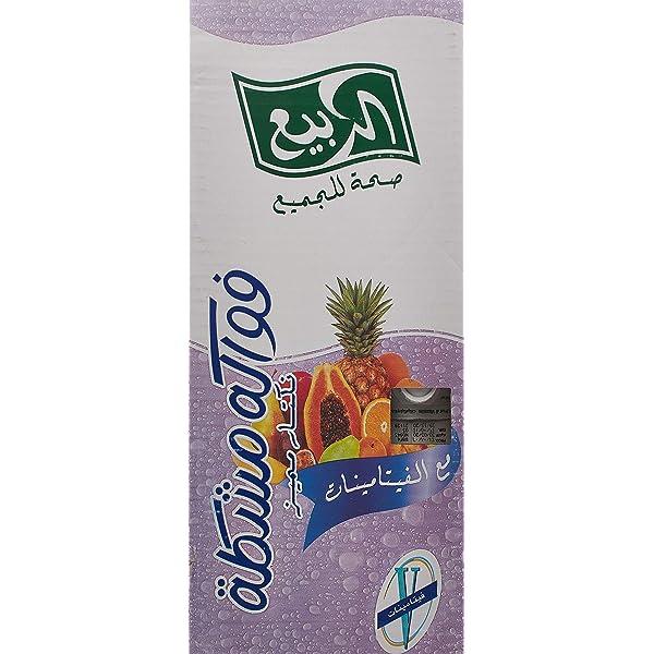 اشتري اونلاين بأفضل الاسعار بالسعودية سوق الان امازون السعودية الربيع عصير بنكهة الفواكه المشكلة 330x18 مل