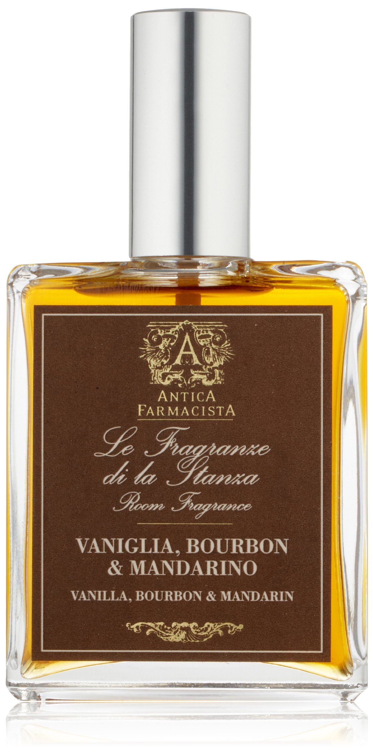 Antica Farmacista Room Fragrance, Vanilla Bourbon & Mandarin, 3.4 Fl Oz