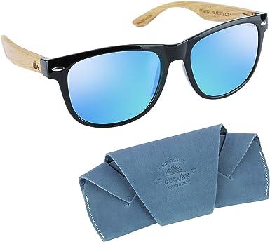 CURVAN - Gafas de Sol Polarizadas Hombre Mujer Unisex | Modelo ...