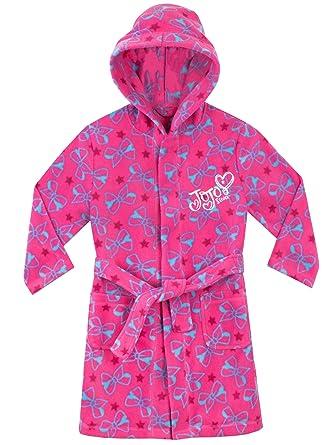 JoJo Siwa Girls Jo Jo Robe Size 7 Pink