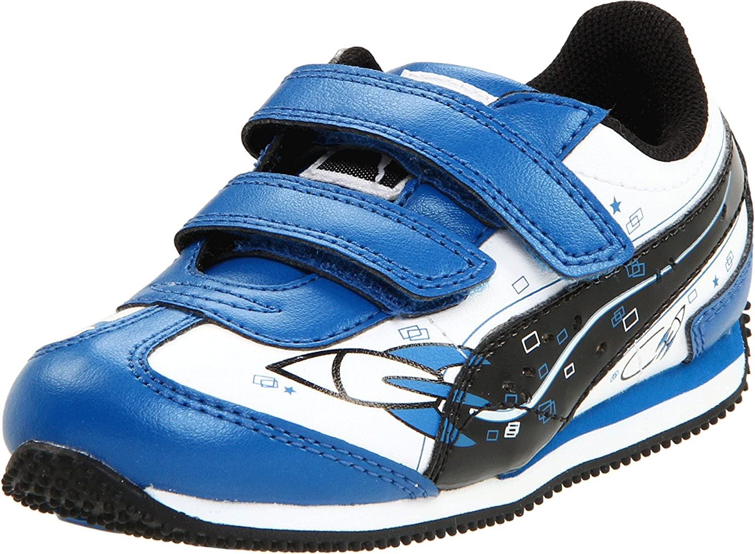 Puma Speeder Boys Light Up Sneaker (ToddlerLittle KidBig Kid)