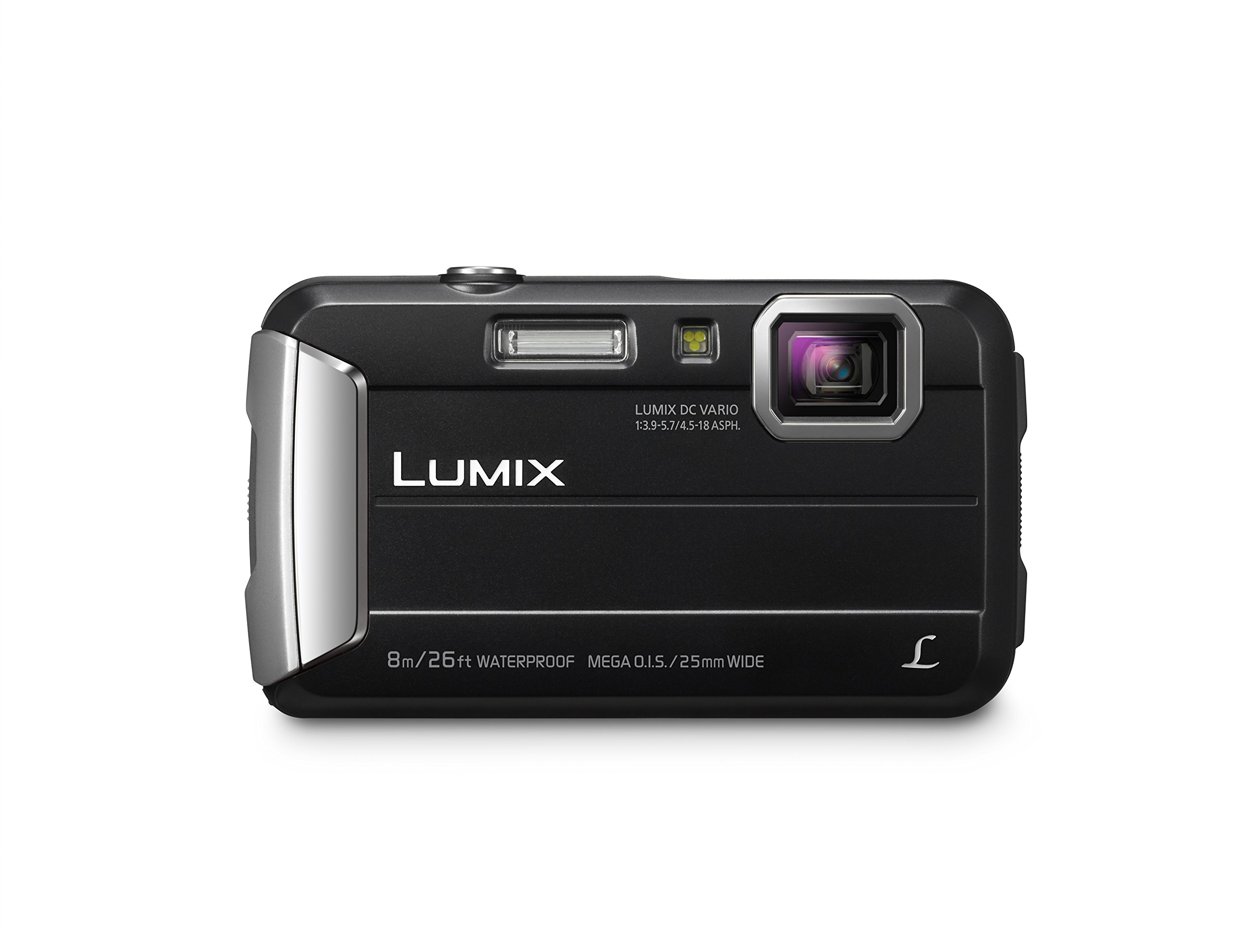 Panasonic DMC-TS30K LUMIX Active Lifestyle Tough Camera (Black) by Panasonic