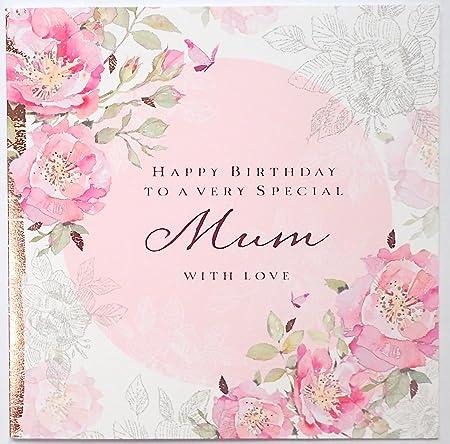 Feliz cumpleaños mamá muy especial con amor ~ religioso ...